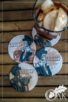 Rooted - Coasters (Set of 4)