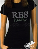 RES Short Sleeved T-Shirt
