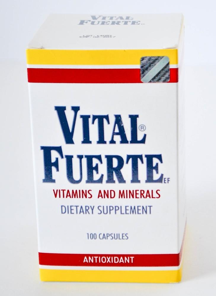 Vitamin vital mineral
