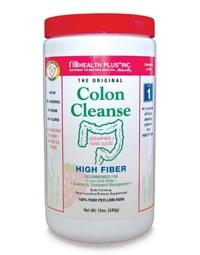 Colon Cleanse Powder Strawberry 9 Oz