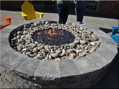 Our ... - Crushed Lava Rock, Granular Size Lava Rock For Outdoor Fire Pit