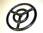 double steel burner ring