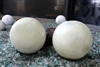Light Green decorative lawn and garden art balls