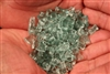 "1/4"" inch Light Green Fireglass"