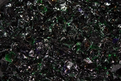 Dark Green Fire Crystals