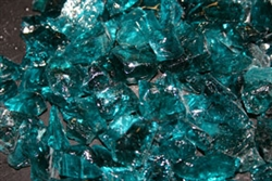 Blue Green Fire Crystals