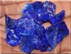 Blue Colored Fire Crystals