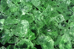 Emerald Green Fire Crystals