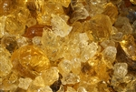 Light Yellow fire crystals