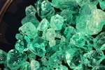 Light Blue Green Fire Crystals