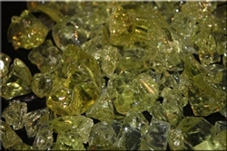 Yellow Green Fire Crystals