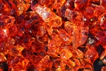 Red Orange Fire crystals