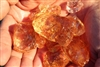 Light Orange Fire Crystal