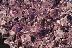 Light Violet Fire Crystals