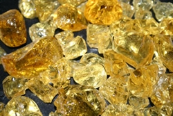 Yellow Fire crystals