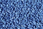 small blue granular fire stones
