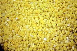 Yellow Fire stone flakes