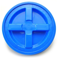 Grit Guard Gamma Seal Lid - Blue