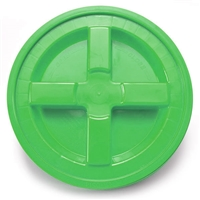 Grit Guard Gamma Seal Lid - Green