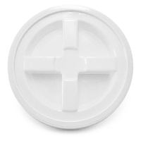 Grit Guard Gamma Seal Lid - White