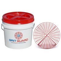 Grit Guard 3.5 Gallon Washing System