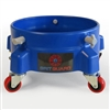 Grit Guard Bucket Dolly - Blue
