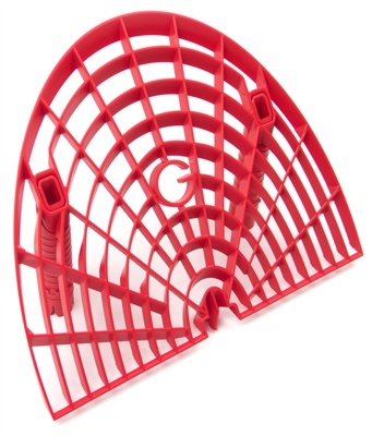 Grit Guard Washboard - Red