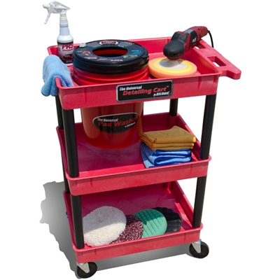 Grit Guard Universal Detailing Cart Combo