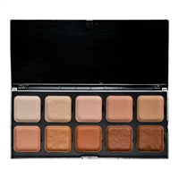 European Body Art Encore Palette - SKT Light to Dark