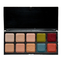 European Body Art Encore Palette - SKT Light with Adjusters