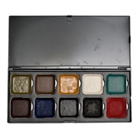 European Body Art Encore Palette - Zombie