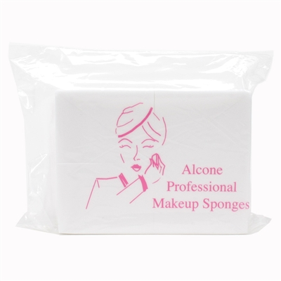 Alcone Deluxe Sponge Non-Latex 8 Wedge Block