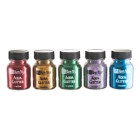 Ben Nye Aqua Glitter Paints