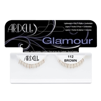 Ardell Eyelashes 112 Lowers brown