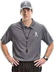 "Adult ""Thunder"" Moisture Wicking Sport Shirt A5091"