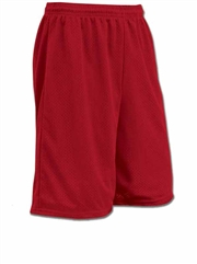 "Adult 9"" Inseam ""Zone"" Tricot Mesh Basketball Shorts CBBT9AHOP"