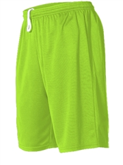 "Youth 7"" Inseam ""Wide Open"" Moisture Control Basketball Shorts D5067PYHOP"