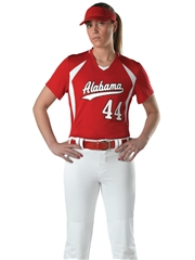 "Womens/Girls ""Mystical"" Moisture Control Softball Uniform Set With Pants D552JW-552JGSOF-SETP"