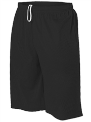 "Youth 6"" Inseam ""Extreme"" Moisture Control Lined Basketball Shorts D567PLYHOP"