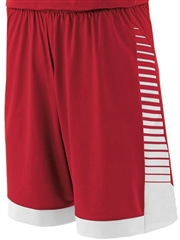 "Youth 8"" Inseam ""Trajectory"" Moisture Control Basketball Shorts HL224271HOP"