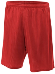 "Youth 6"" Inseam ""Victory"" Tricot Mesh Basketball Shorts NB5301HOP"