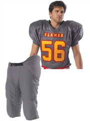 "Youth ""Touchdown"" Mesh Football Set with Integrated Pants NB4136FB-SET"