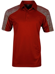 "Adult 5 oz ""Mission"" Moisture Wicking Sport Shirt X1630"