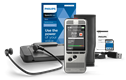 Philips DPM-6700/00 Professional Digital Dictation & Transcription Starter Kit