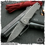 Defiant7 Folder: Kumu Monkey Edge FRAG Pattern