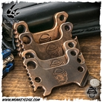 Anso Knives Pry-M8 Multitool Bronze - MONKEY EDGE EXCLUSIVE