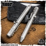 Fellhoelter TiNyBolt (Small) Bolt Action Pen - Titanium Standard