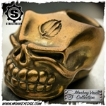 Starlingear Bead: Slickster w/Strider Logo - Bronze