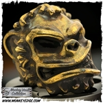 Starlingear Ring: Monkey Puncher - Brass
