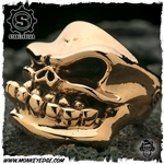 Starlingear Ring: Bruiser Puncher - Copper Polished